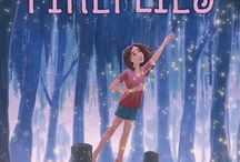 The Time of the Fireflies Novel, Scholastic August, 2014 / When Larissa Renaud starts receiving eerie phone calls on a disconnected old phone in her family's antique shop, she knows she's in for a strange summer. Clouds of fireflies dance among the cypress knees each evening at twilight by the bayou. The fireflies are beautiful and mysterious, and they take her on a magical journey through time, where Larissa learns secrets about her family's tragic past -- deadly, curse-ridden secrets that could harm the future of her family as she knows it.