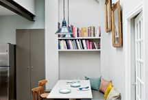 breakfast Nook / by Erin Sparkles