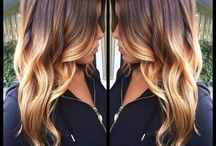 hair color!