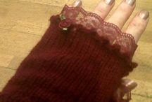 Knitting & Crochet / Knitting and crochet patterns.