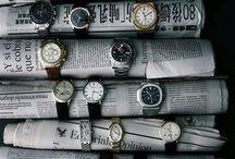 Watch display ideas