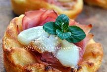 Antipasti+Torte salate