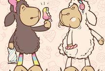 ovelhas nici