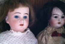 Doll Face / I have always loved dolls and I still do.  And I've returned to the subject over and over in the writing I do for children.  THE DOLL SHOP DOWNSTAIRS, THE CATS IN THE DOLL SHOP, A DOLL NAMED DORA ANNE, THE DOLL WITH THE YELLOW STAR--all stem from my childhood love. I've started to collect dolls too; some of these photos are dolls from my collection.