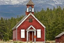 Inspired By: Little Red Schoolhouse