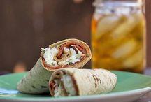 Lunch ideas / by Chelsea Haston