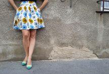 Handmade by Dmania / Organic clothes, bio cotton, handmade fashion
