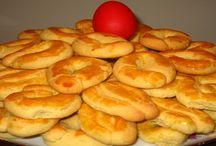 Μπισκότα -cookies- κουλουράκια