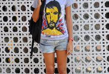 On the Streets of Rio de Janeiro