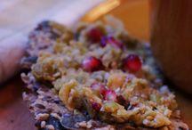 Recept - bakat - knäckebröd