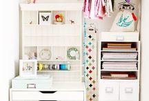 home // organizing