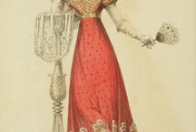Regency fashion plates