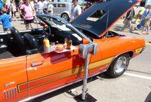 40th Annual St. Ignace Car Show 2015 / The 40th annual St. Ignace Car Show in St Ignace Michigan
