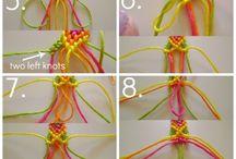 Макраме. плетение