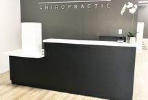 Podiatry Clinic Interior Design