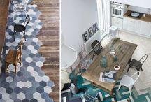 Flooring That We Like / Amazing flooring  ideas that we dig