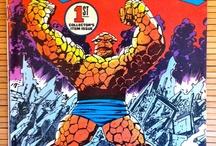 Comic Book Fan / Comic Covers