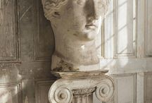 Athena : myth / Goddess of wisdom, law and justice, strategic warfare and the arts