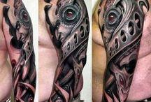 Tattoos Daniel