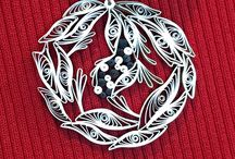Quilling- Jewelry