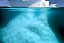 iceberg / glacier