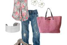 Fashion Ideas / by Jessica Stephenson