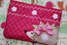 Sewing gifts / Ith hedgehog