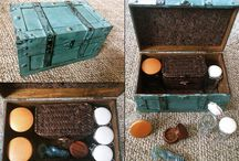Arts & Craft : Stash Box