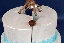 Ice age cakes, cookies and cupcakes..