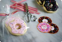 Party - Donut theme / by Virginia Champoux