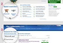 How to bid online - new education pages / Check out our new education pages to find out how to search the-saleroom.com and bid online - ideal for people who are new to online bidding, as well as those who want to find out more about how to get the most from our website.