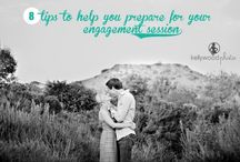 Wedding Photo Tips for brides! / A collection of tips to help you get the best wedding photos possible
