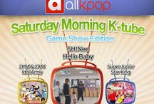 Saturday Morning K-tube / by allkpop