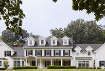 Far Hills Residence / Martha O'Hara Interiors, Interior Design & Photo Styling | Corey Gaffer Photography