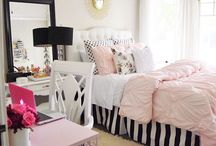girl room apartmen space