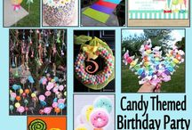 Birthday party ideas / by Elizabeth Sue Dillon-Fisher