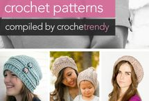 Crochet idea / Pin up the ideas for crocheting