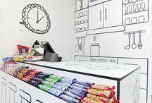 exhibition kiosk dairy