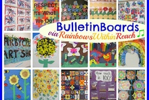 school bulletin board / by Carrie Bundren