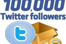 Buy cheap Twitter followers | 1K = $1
