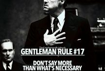 Gentleman rule
