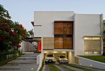 Houses Exterior