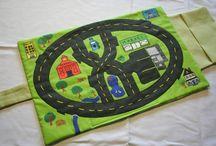 blanket for babies road