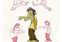Creature Design l Zombies