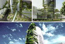 Green town / Sustainable energy within the town : green buildings for a green town !
