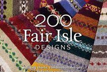 Fair Isle knitting ideas