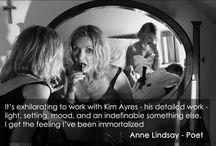 Behind The Scenes Videos of Kim Ayres Photography / Videos to do with Kim Ayres Photography
