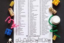 building & construction / Early childhood education building & construction ideas to try! Find more resources and ideas at www.teachertalk.org.nz #earlychildhoodeducation #resources #teachertalk