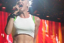 Gwen Stefani and No Doubt / by Cathy Hopper Butehorn