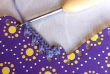 Hæklehyg / Crochet Hækle